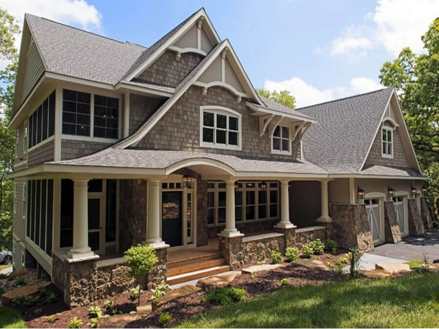 Architectural style - Cottage Style house