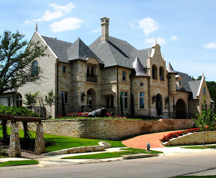 Architectural style - European Style house