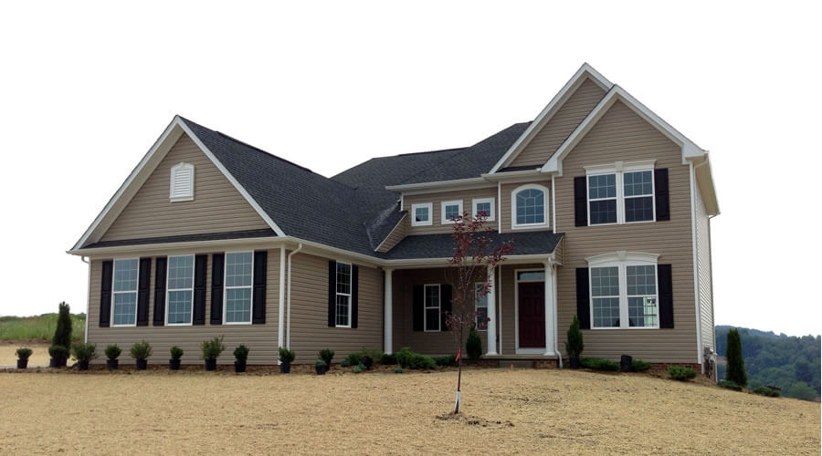 Architectural style - Midwest Style house