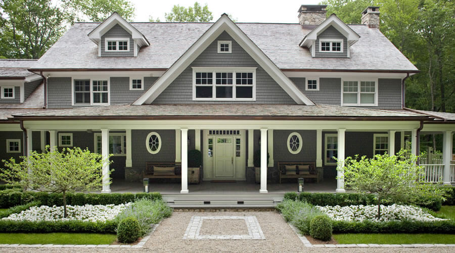 Architectural style - Traditional Style house