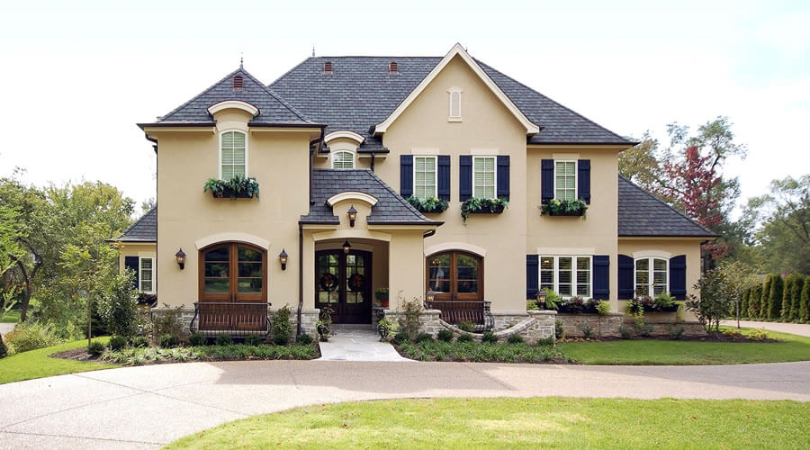 Home architectural styles - Country Style