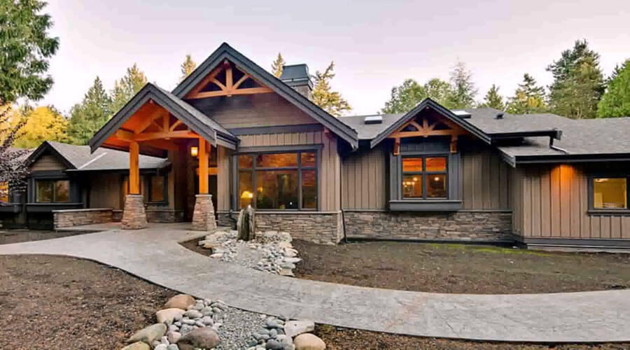 House Styles In America - Ranch home designs - Modern home design