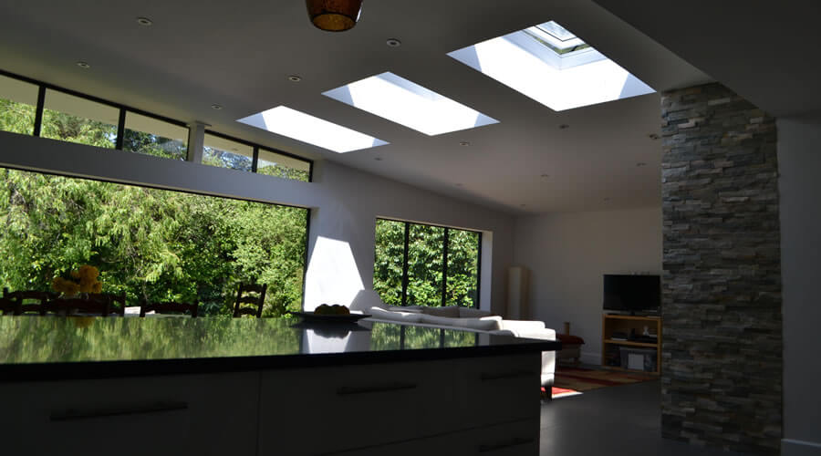 Natural Lighting - house design - house refurbishment