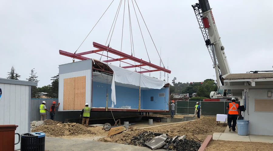 Project update: French American School | Architectural design San Diego