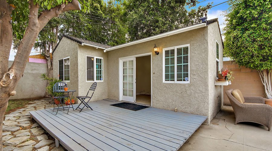 accessory dwelling units - ADU - CA