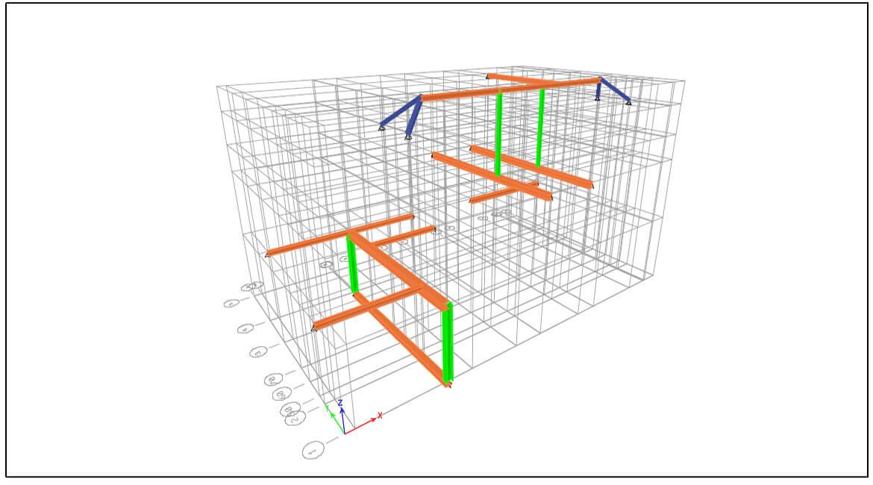 3D FRAME - Loft conversion London