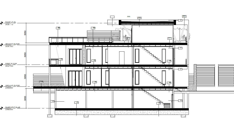Elevation - Villa Design