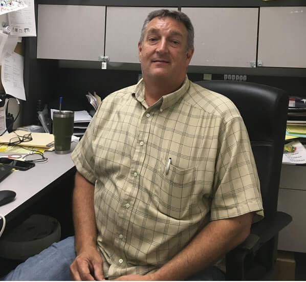 Matt Baranowski, Facility Manager