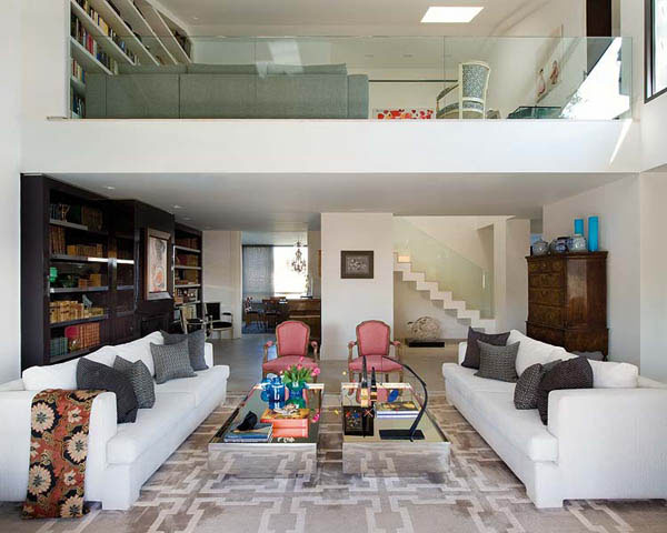 How adding mezzanine create new spaces without extending your home