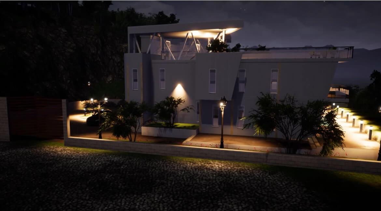 Villa Design in Albania