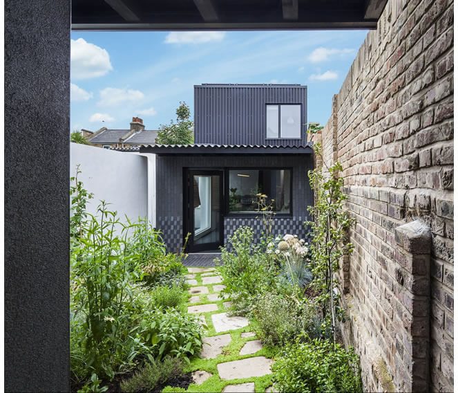infill extension between two end-of-terrace properties