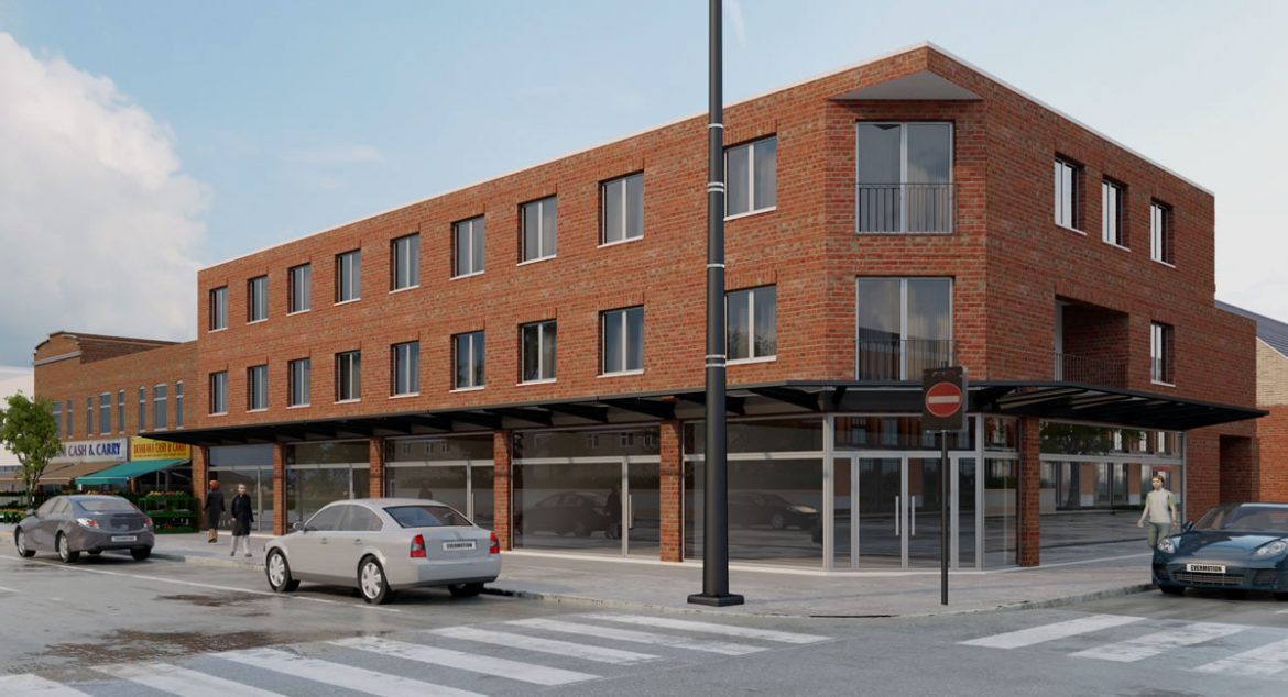 Mixed use design- structural engineering services London