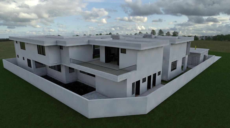 Architectural design - exterior design