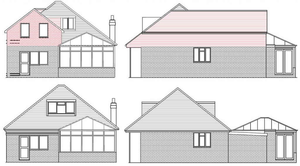 Structural Calculation for loft conversion in Yeovil