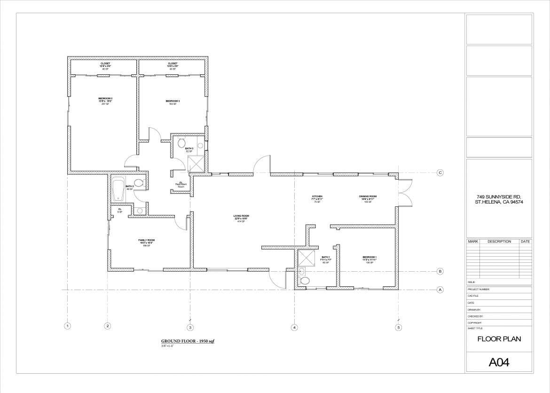 Ranch House Plans - S3DA DESIGN Structural & MEP Design on police station layout design, church layout design, penthouse apartment layout design, farm layout design, bank layout design, mansion layout design, home layout design, roof layout design, chicken coop layout design,