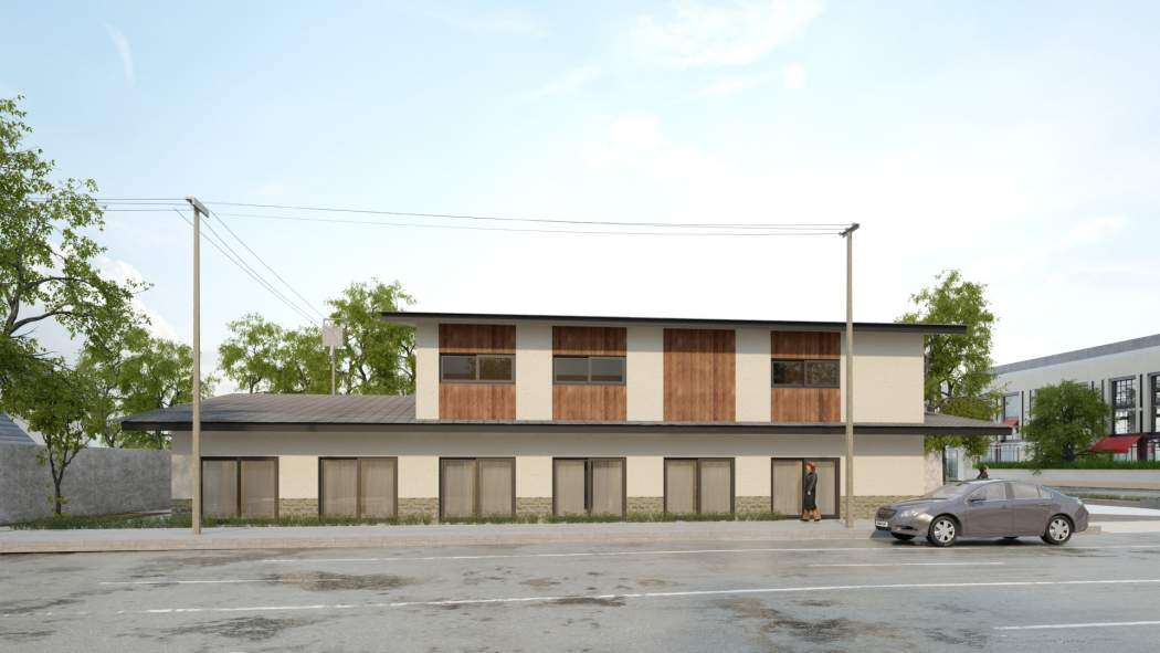 Structural design for a new 3 story congregate living health facility building 2