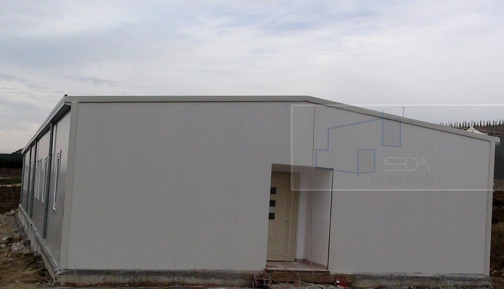 Modular Office Design and Build - harcourt nigeria