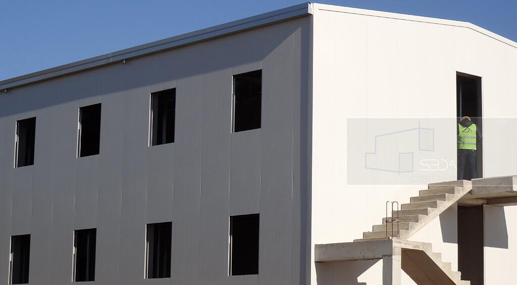 Modular Office Design and Build - harcourt