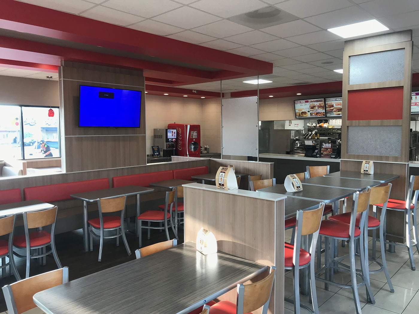 Restaurant Remodeling, Lakeside - Interior and Exterior 1