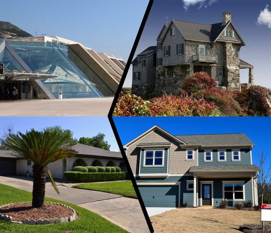 Characteristics of Fireproof Houses