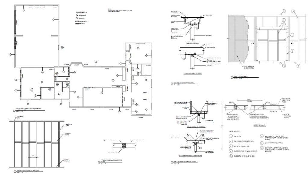 Childcare design - Structural - Tracy - California