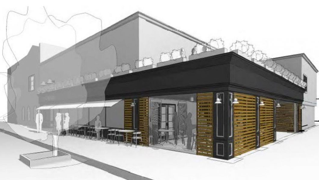 commercial tenant improvement - restaurant design