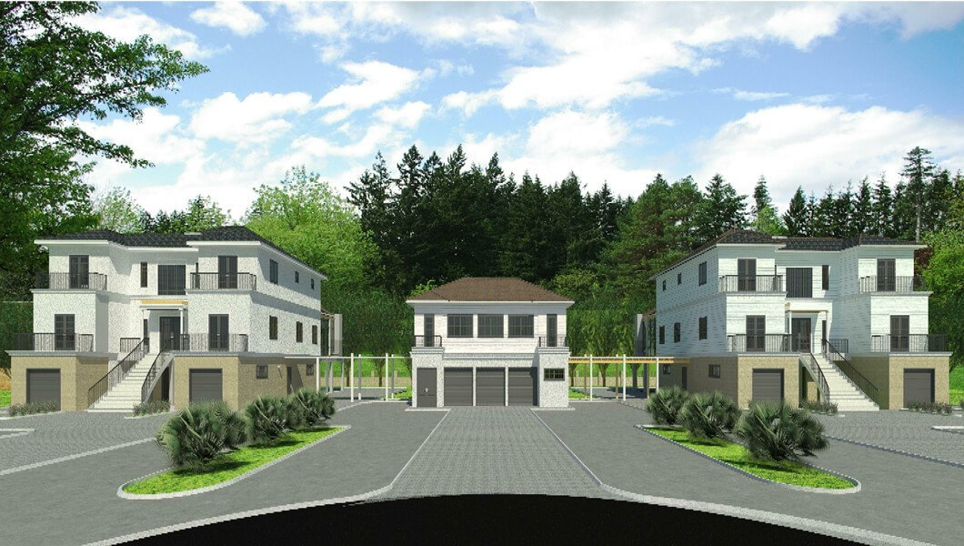 Single-Family Detached Homes - Marcelli Home - structural, architectral and MEP design