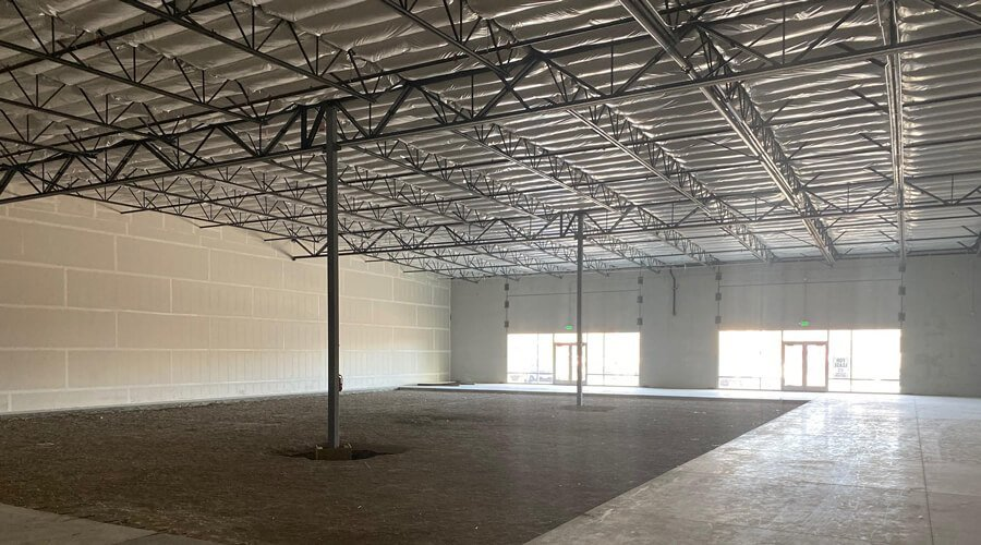 Calculative grow facility, TI,  3320 Research Way – MEP Design – Project Update