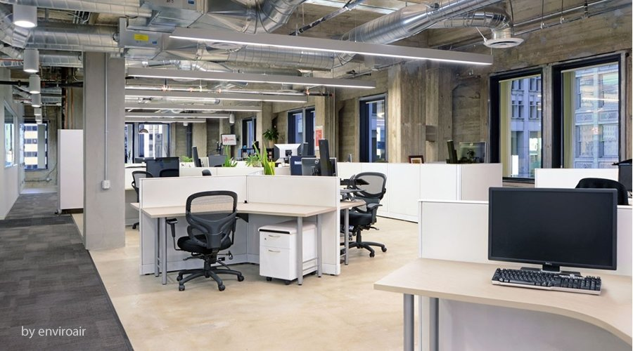 HVAC System Design: Simple tips for Modern Office Spaces
