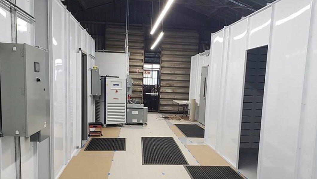 Medical Cultivation Facilities design