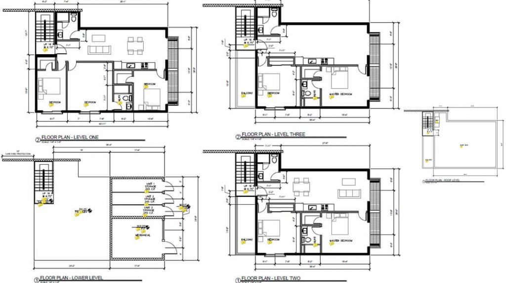 Design Engineering Services For 3 Story Home San Diego Update Projects