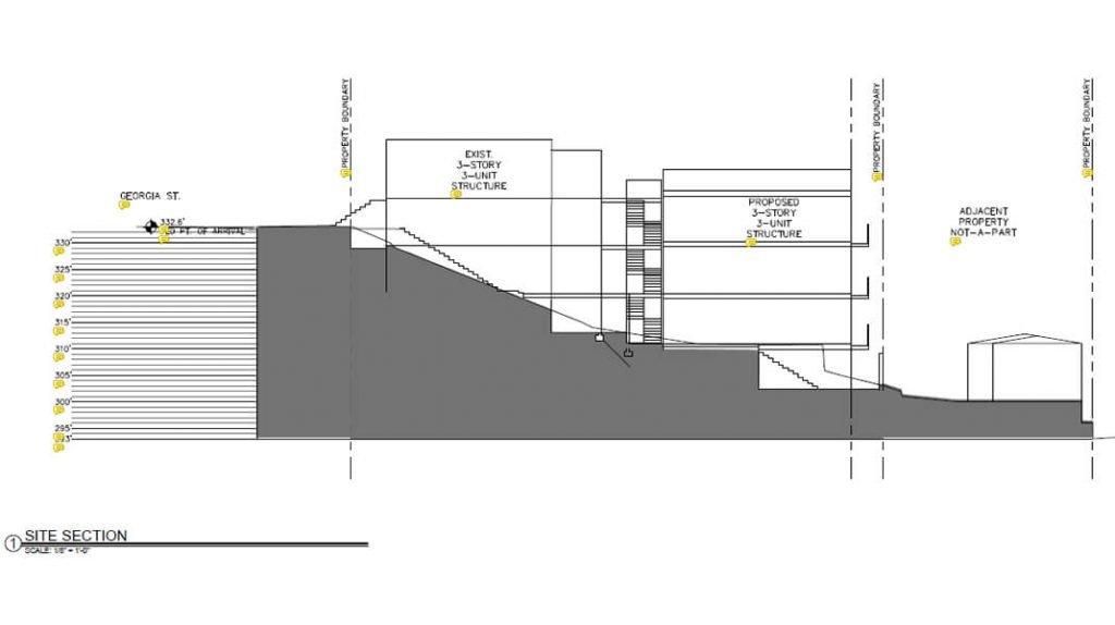 Doreen residence, 3985 Georgia St, San Diego - Design/Engineering - Project Update
