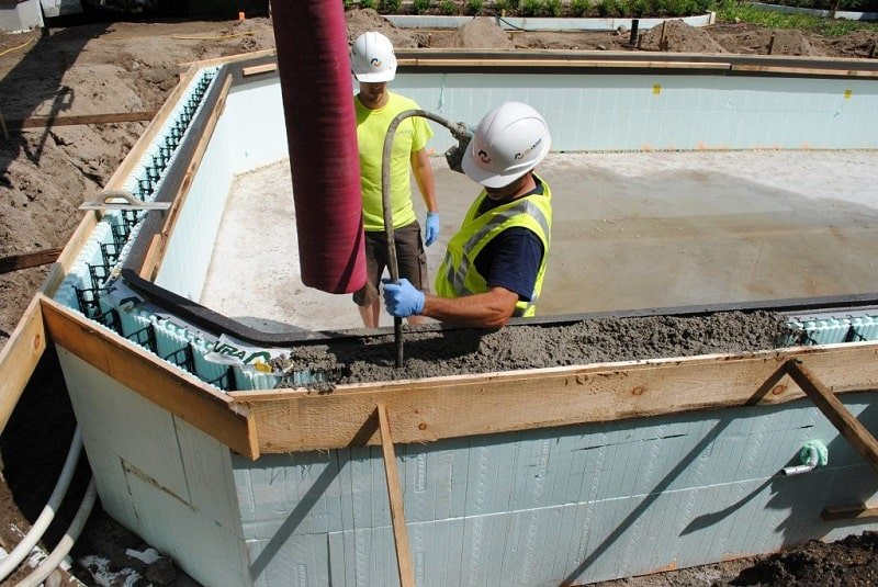 Benefits of Insulated Concrete Forms