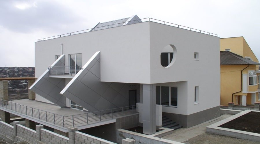 Insulated Concrete Forms in Building
