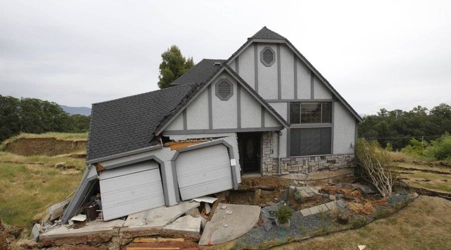 Why is My House Sinking and What Should I Do When that Happens?