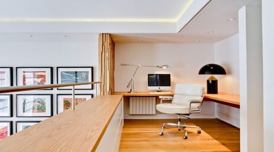 How to add workspace to your home for remote work