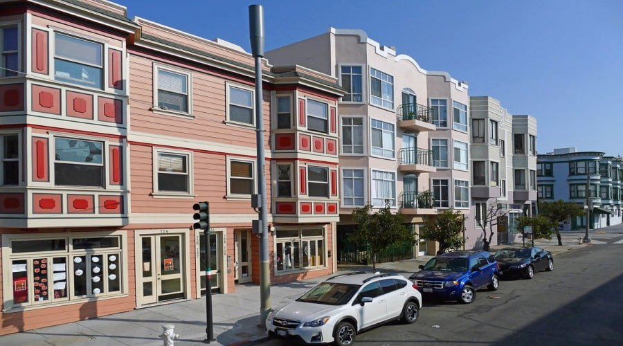 The main benefits of mixed-use buildings