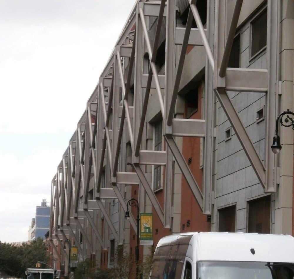 retrofitting building