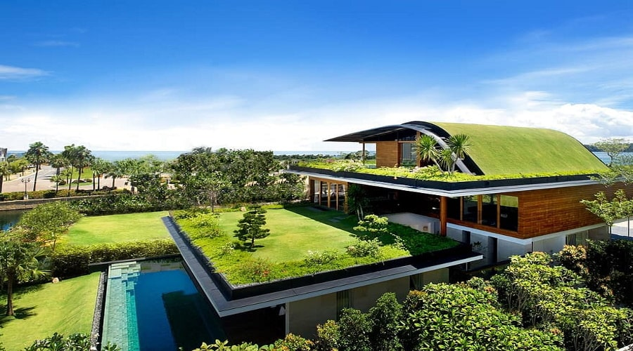 Sustaining Your Health Through Green Construction