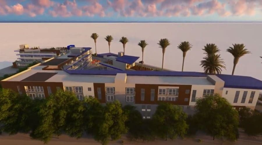 Designing much-needed hotels and residential units for Imperial Beach