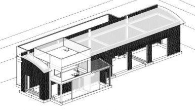 Structural design for Sunshine Express Carwash in Redding, CA