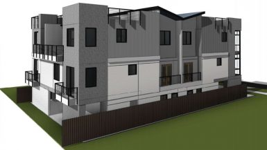 Structural, MEP design and Title 24 for a four-unit Condo at Oceanside, CA
