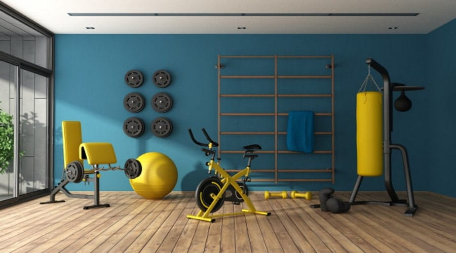8 Tips to Build a Small Gym at Home