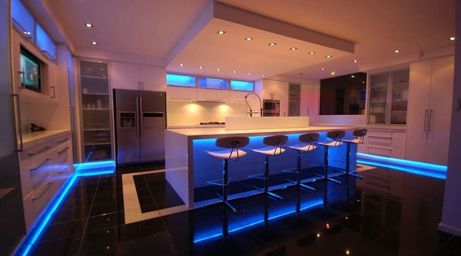 Creative Ways To Decorate Your Home With LED Strip Lights