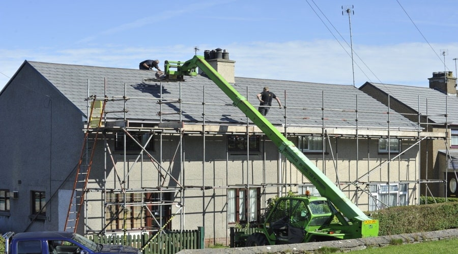 Tips For Safe Roof Repair and Replacement In The Time of COVID-19