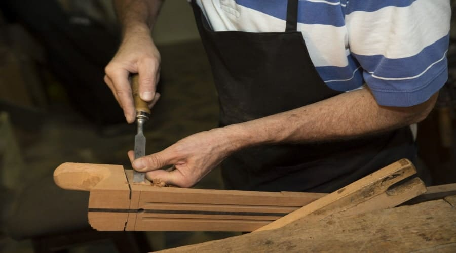 A Woodworker's Guide to the Strongest Types of Wood for Furniture