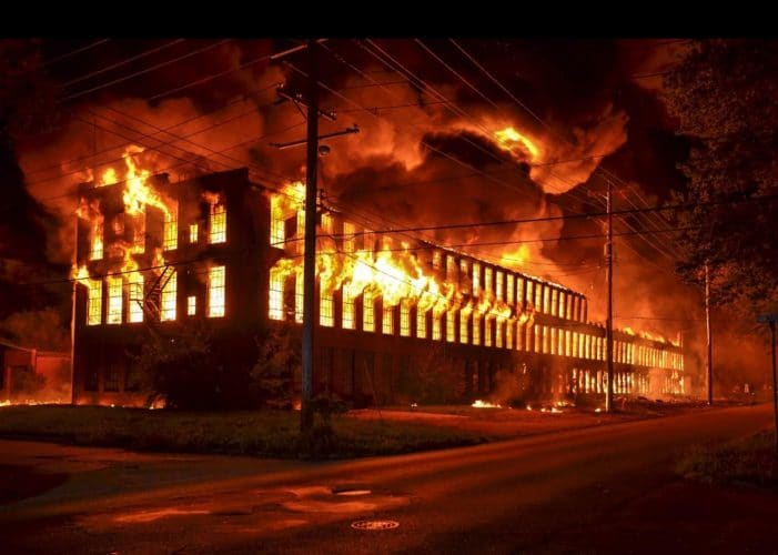 Structural Implementations – Reducing the Risk of Fire