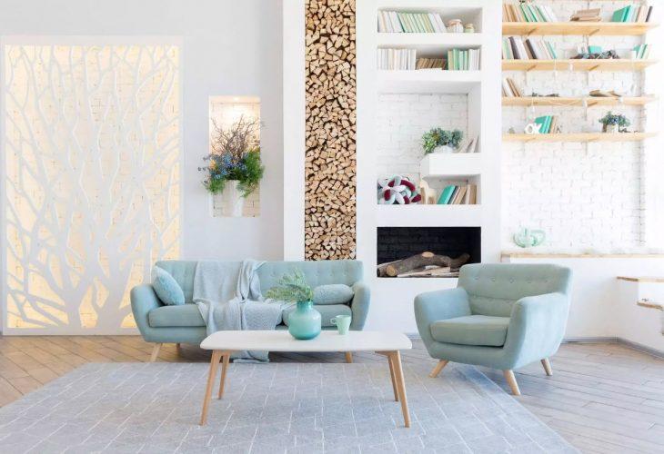 New Living Room Design Trends in 2021