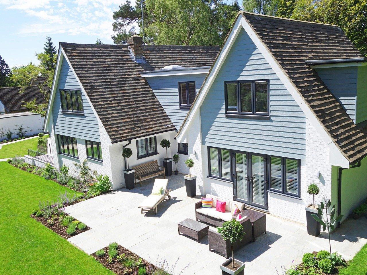 Home remodeling- exterior design