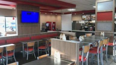 Restaurant remodeling Lakeside
